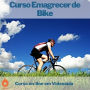 Curso on-line em videoaula Emagrecer de Bike