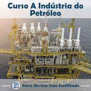Curso Online A Indústria do Petróleo com Certificado