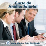 Curso Online de Análise Salarial com Certificado