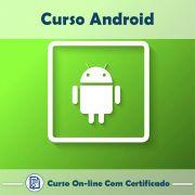 Curso Online de Android com Certificado
