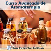Curso Online de Aromaterapia Avançado com Certificado