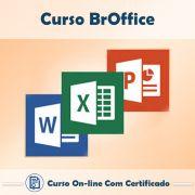 Curso Online de BrOffice com Certificado