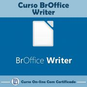Curso Online de BrOffice Writer com Certificado