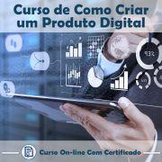 Curso Online de Como Criar um Produto Digital com Certificado