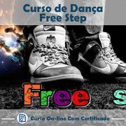 Curso Online de Curso de Dança – Free Step com Certificado
