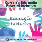 Curso Online de Educação Especial Inclusiva com Certificado