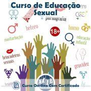 Curso online de Educação Sexual + Certificado
