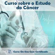 Curso Online Sobre o Estudo do Câncer com Certificado