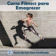Curso Online de Fitness para Emagrecer com Certificado