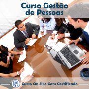 Curso Online de Gestão de Pessoas com Certificado
