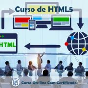 Curso Online de HTML 5 com Certificado