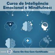 Curso Online de Inteligência Emocional e Mindfulness com Certificado
