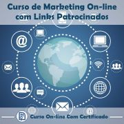 Curso Online de Marketing Online com Links Patrocinados com Certificado