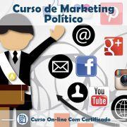 Curso online de Marketing Político + Certificado