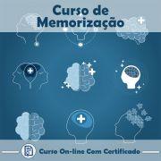 Curso Online de Memorização com Certificado