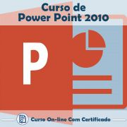 Curso online de Power Point 2010 + Certificado