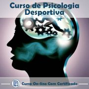 Curso Online de Psicologia Desportiva com Certificado