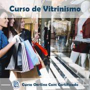 Curso online de Vitrinismo + Certificado
