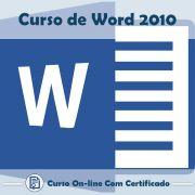 Curso Online de Word 2010 com Certificado