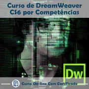 Curso online em videoaula de DreamWeaver CS6 com Certificado