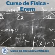 Curso Online em videoaula de Física - Enem com Certificado