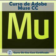 Curso online em videoaula sobre Adobe Muse CC com Certificado