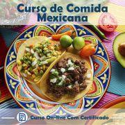 Curso online em videoaula sobre Comida Mexicana com Certificado
