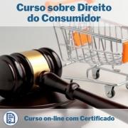 Curso Online em videoaula sobre Direito do Consumidor com Certificado