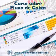 Curso Online em videoaula sobre Fluxo de Caixa com Certificado