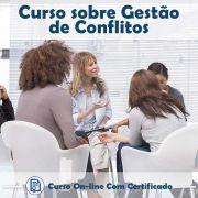 Curso online em videoaula sobre Gestão de Conflitos com Certificado