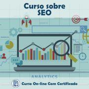 Curso online em videoaula sobre SEO com Certificado