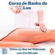 Curso on-line em videoaula de Banho de Lua com Certificado