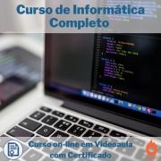Curso on-line em videoaula de Informática Completo com Certificado