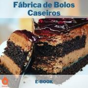 E-book Fábrica de Bolos Caseiros