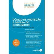 Livro Código De Proteção e Defesa do Consumidor - 30ª Ed. 2020 Coleção Saraiva De Legislação