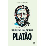 Livro Coleção Saberes - 100 Minutos Para Entender Platão