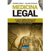 Livro Medicina Legal - 14ª Ed. 2019