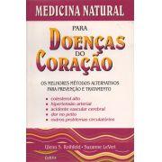 Livro Medicina Natural para Doenças do Coração