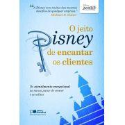 Livro O Jeito Disney de Encantar Os Clientes