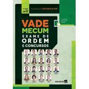 Livro Vade Mecum Exame De Ordem e Concursos - 2ª Ed. 2020