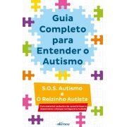 Livros Box - Guia Completo Para Entender O Autismo - 2 Volumes