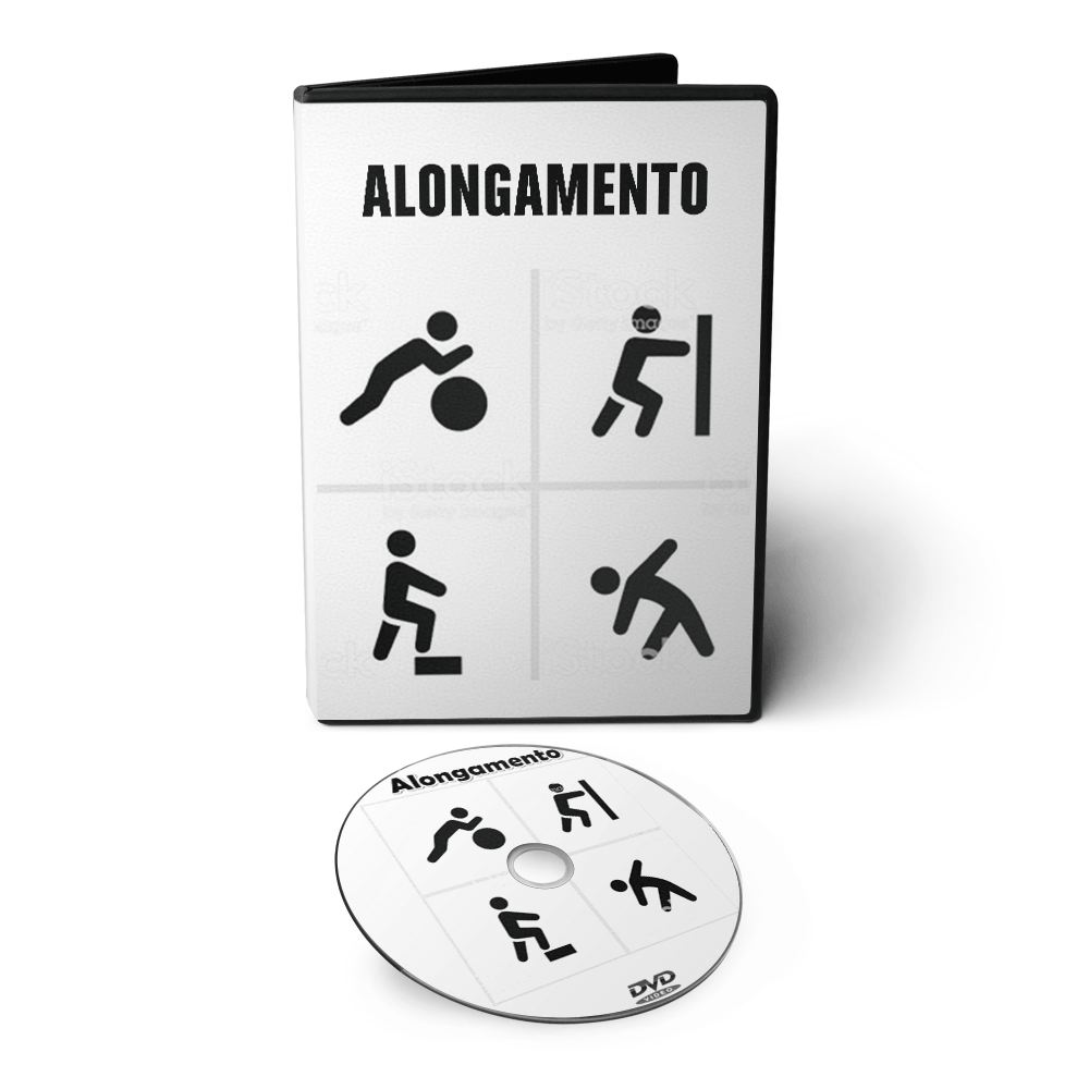 Curso Alongamento Consciente + Abdomen Speed Force – Músculos de Aço em 02 DVDs Videoaula