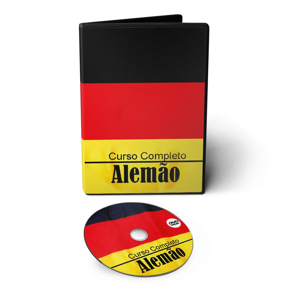 Curso de Alemão Tell Me More - Performance em 01 DVD Interativo  - Aprova Cursos