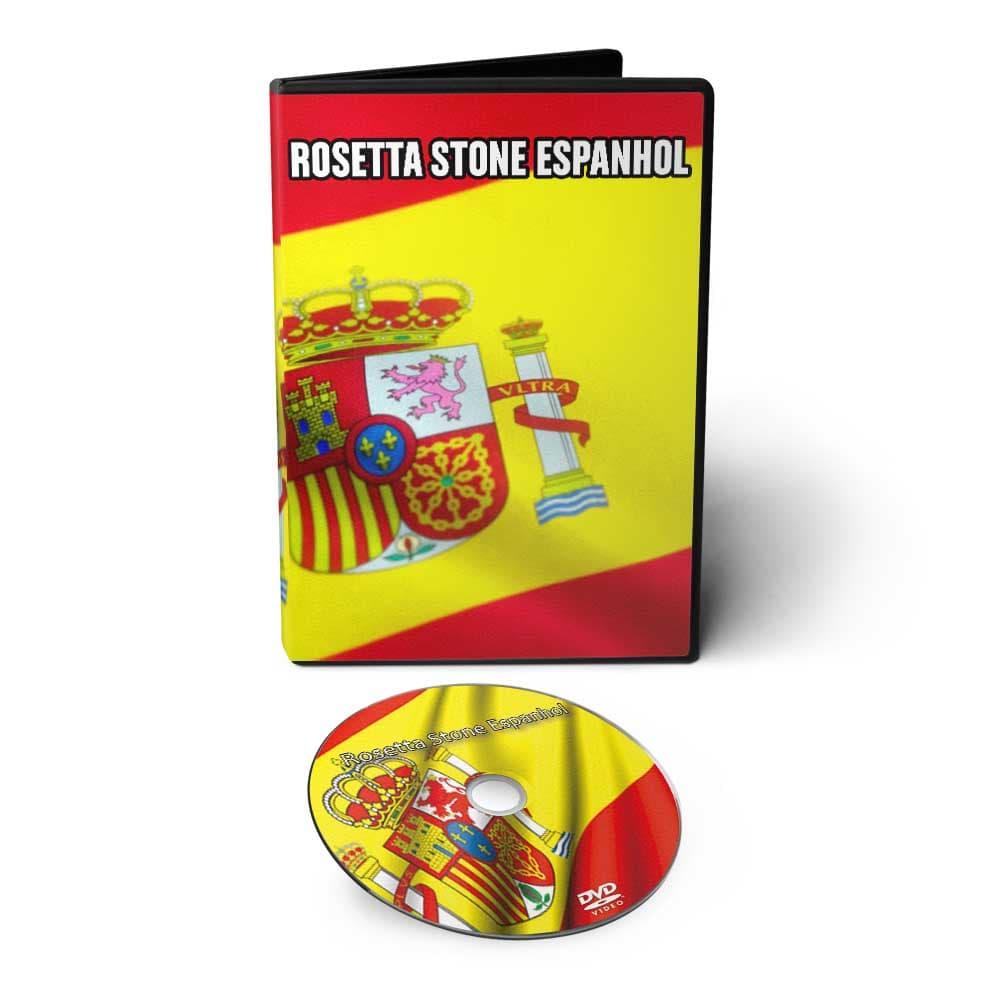 Curso de Espanhol Latino em 01 DVD Interativo