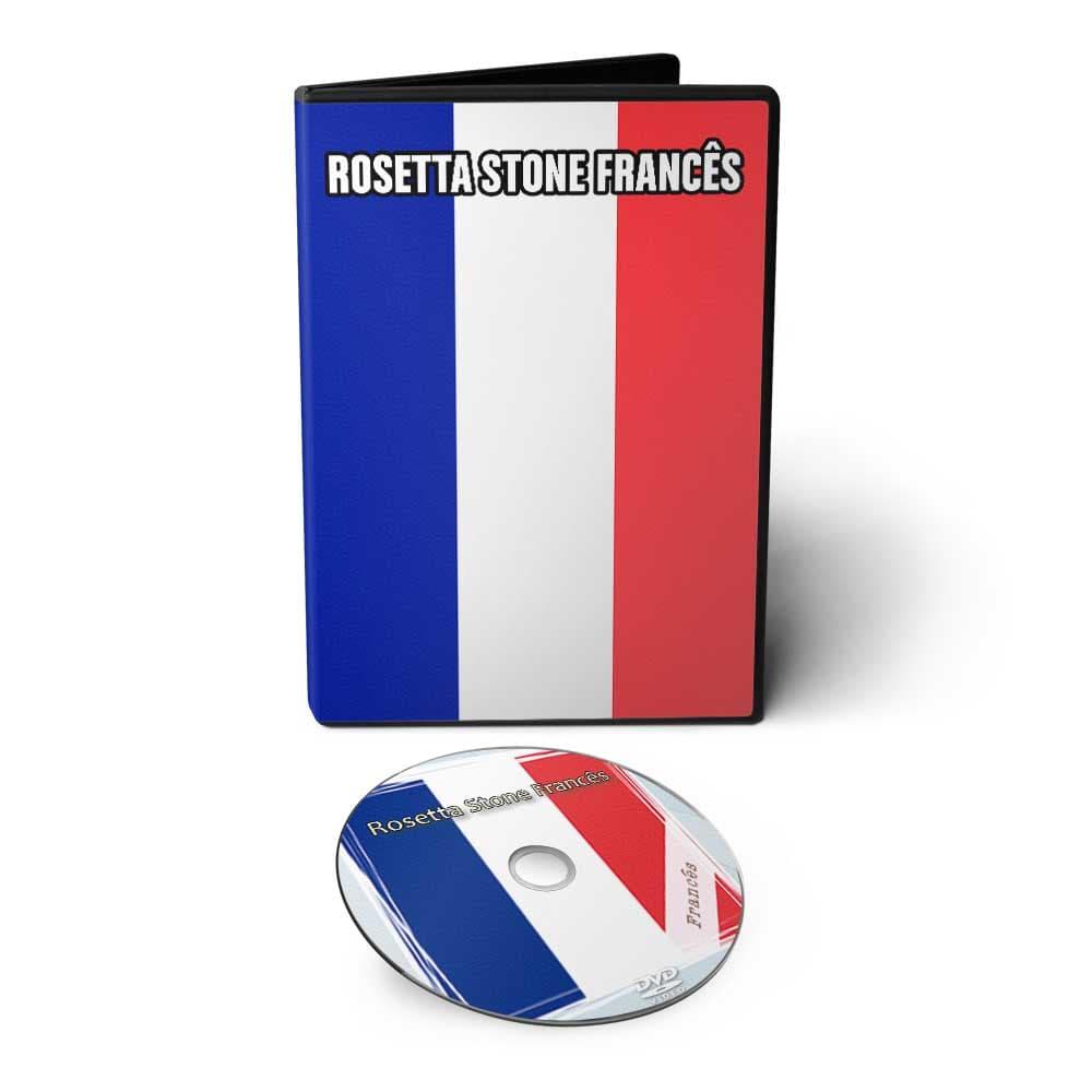 Curso de Francês em 01 DVD Interativo
