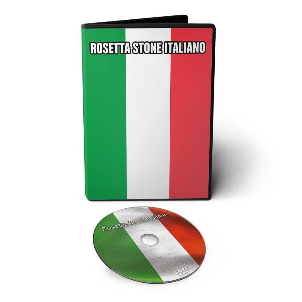 Curso de Italiano em 01 DVD Interativo