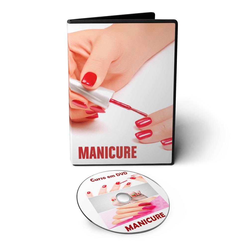 Curso de Manicure em DVD Videoaula