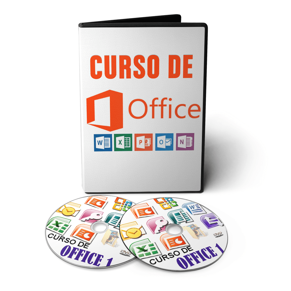 Curso Office XP Interativo / Videoaula - Word Excel Oltlook Windows Power Point em 02 CDs