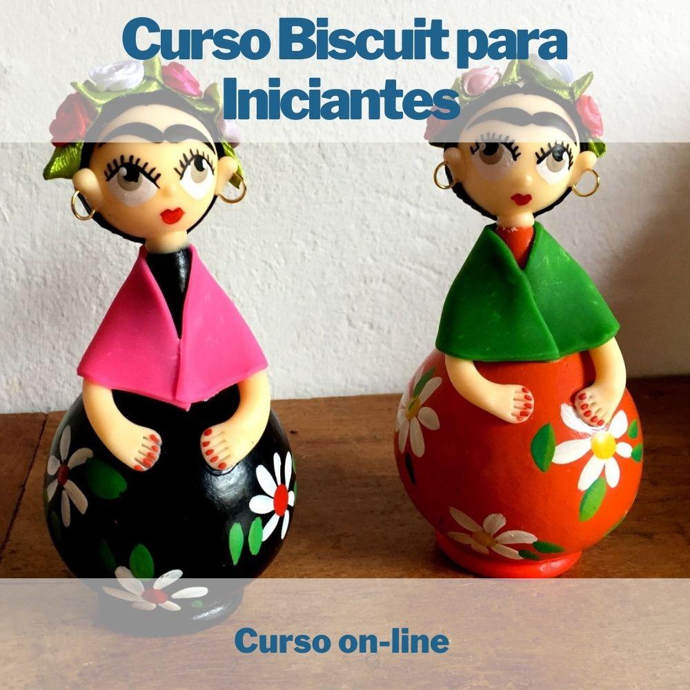 Curso on-line de Biscuit para Iniciantes