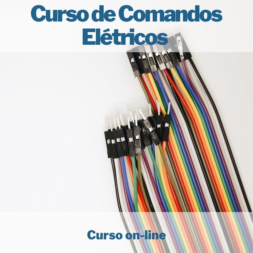 Curso on-line de Comandos Elétricos